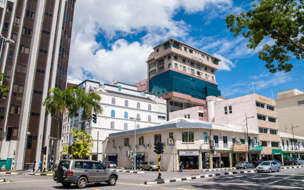 Giới thiệu về đất nước Brunei có hệ thống đường xá hiện đại