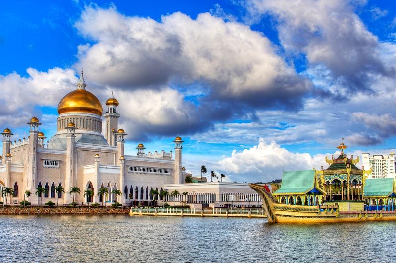 Khám phá đất nước brunei với TinViet365