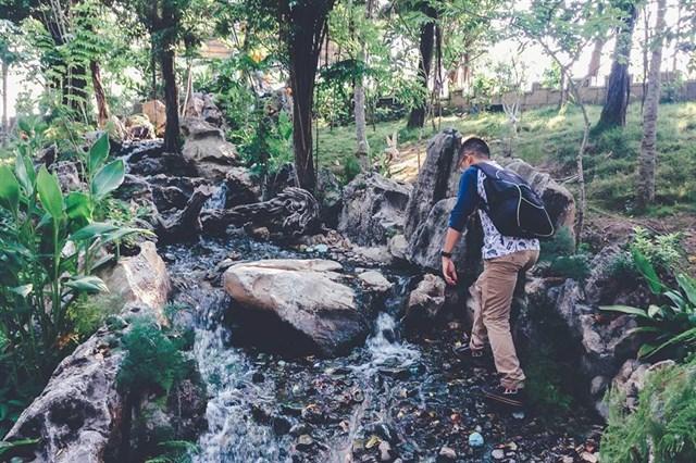 Khu du lịch vui chơi và sinh thái Vạn Hương Mai ở An Giang