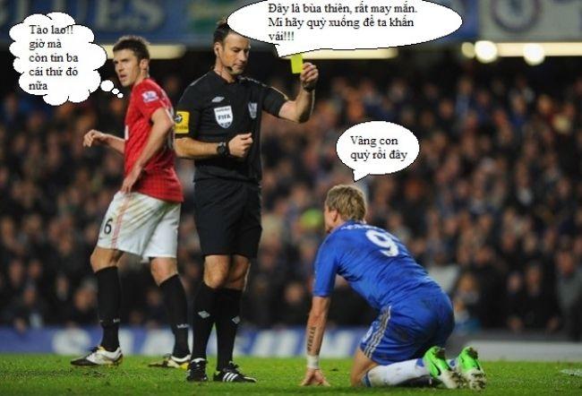 Tất cả các hình ảnh vui nhộn hài hước trong bóng đá