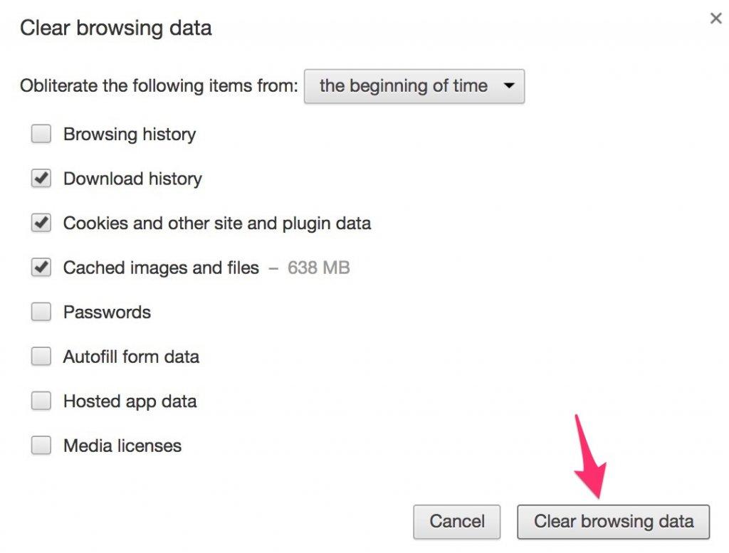 Xóa bộ nhớ cache là cách làm máy tính chạy nhanh hơn