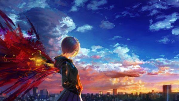 Hình nền đẹp cho máy tính anime