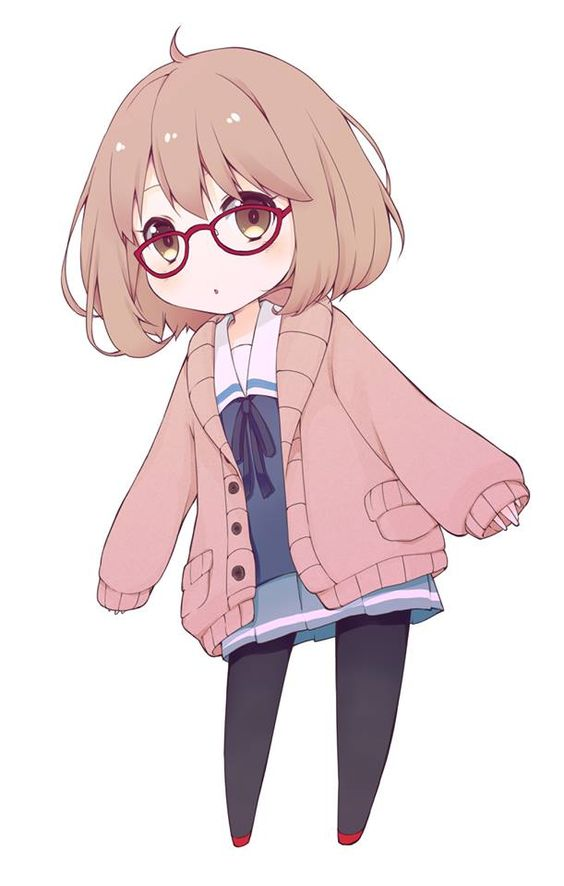 Ảnh anime chibi cực đáng yêu cho fan Anime