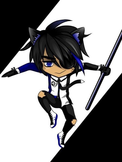 Ảnh anime cute nhất giống phim kiếm hiệp