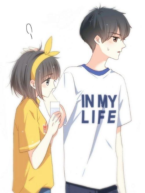 Hình ảnh anime đẹp nhất cho những bạn yêu nhau