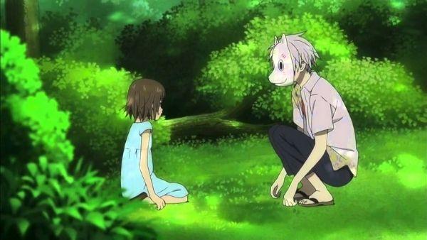 Hinh anh cua anime khu rung dom dom
