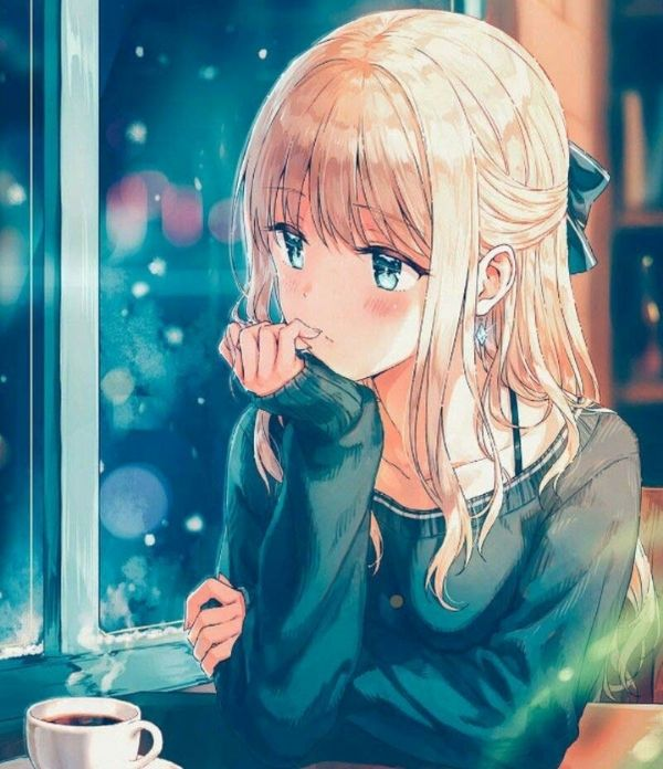 Hình anime đẹp nhất nhưng cũng buồn nhất
