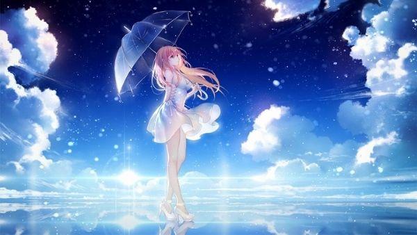 Hình anime đẹp nhất thế giới dùng làm màn hình laptop
