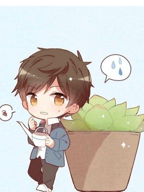 Một số hình anime cute nhất hiện nay