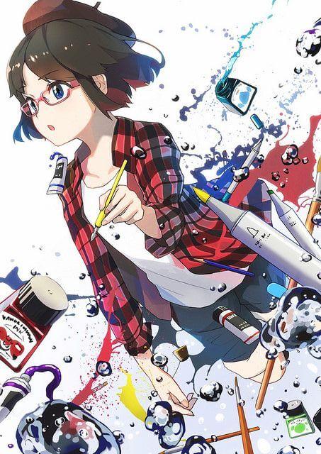 Những hình ảnh anime dễ thương nhất