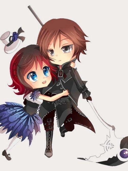 Những hình ảnh anime đẹp nhất cho tình yêu đôi lứa