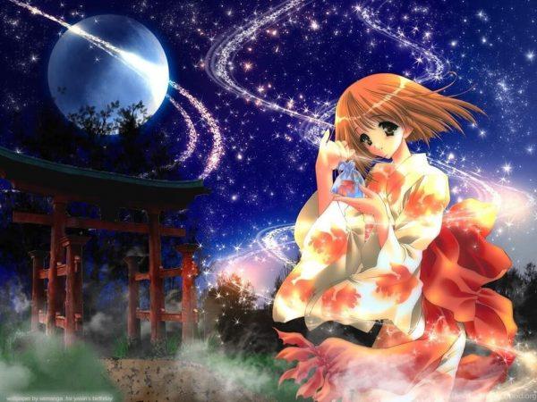 Tấm ảnh anime đẹp nhất và đáng yêu