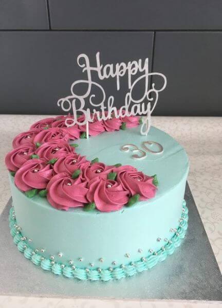 Tổng hợp những hình bánh kem sinh nhật đẹp