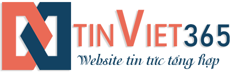 Logo website tinViet365.net