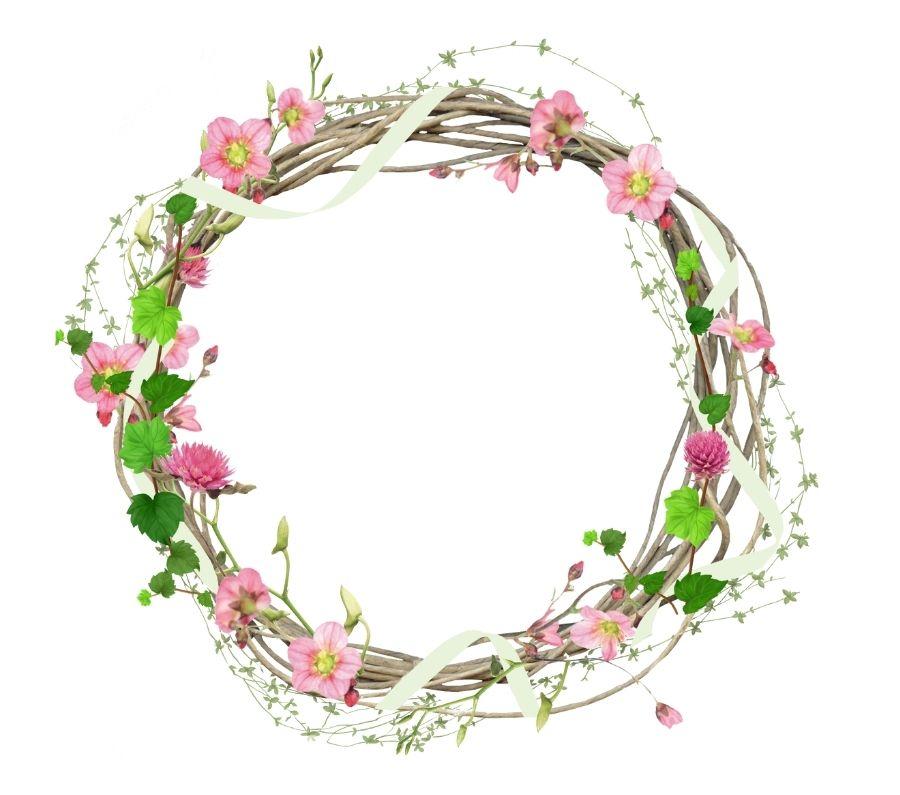 Ảnh khung đẹp dành cho những cô gái thích hoa