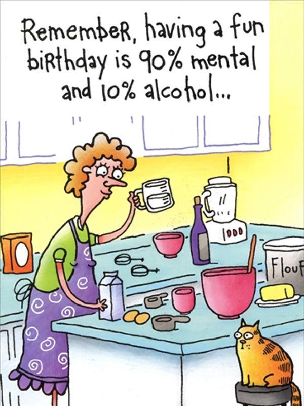 Ảnh hài hước chúc mừng sinh nhật chính bạn