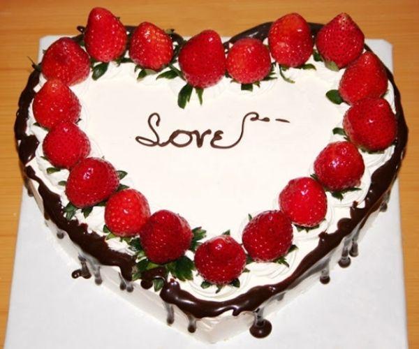 Hình ảnh ngộ nghĩnh về sinh nhật người yêu