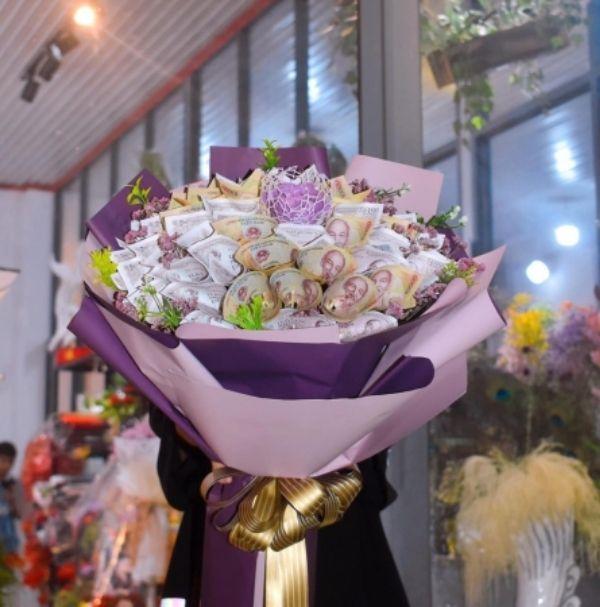 Hình ảnh quà sinh nhật đẹp bằng hoa