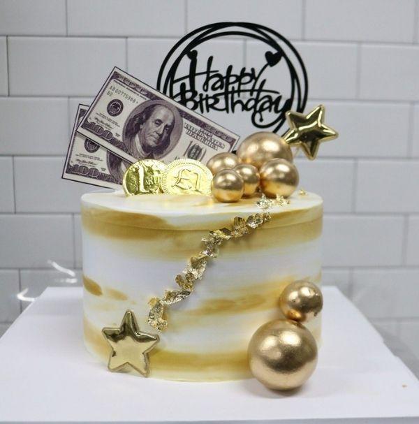 Hình ảnh tặng sinh nhật bằng bánh kem