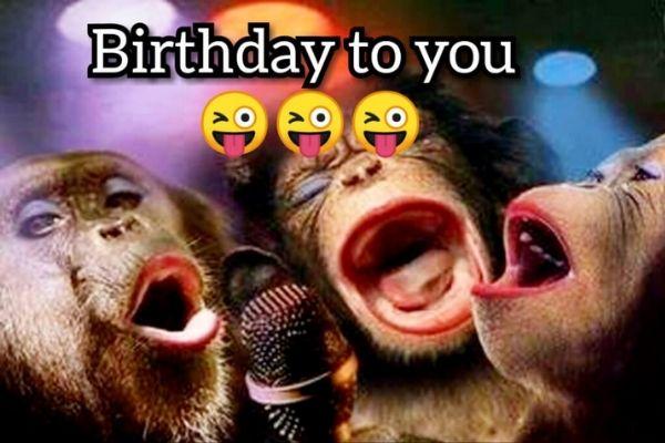Một số ảnh sinh nhật hài hước nhất gửi cho bạn bè