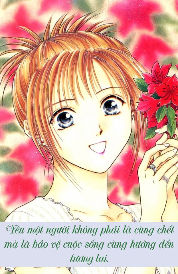 Những câu nói hay trong anime về tình yêu