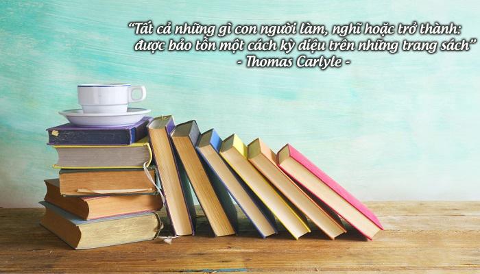 Những câu nói hay về sách vở