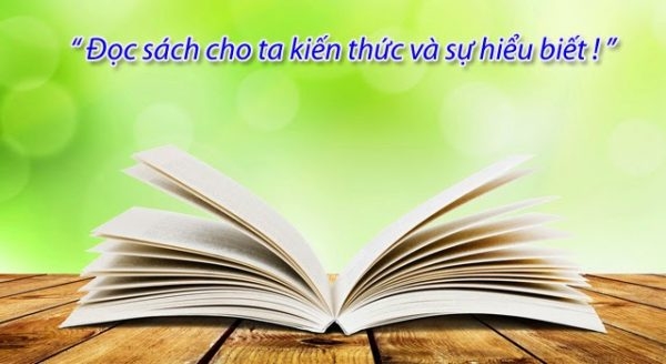 Những câu nói hay về việc đọc sách
