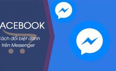 Tổng hợp những cách đặt biệt hiệu facebook và chat messenger mới nhất
