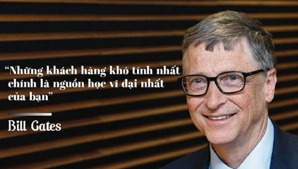 Những câu nói nổi tiếng của Bill Gates
