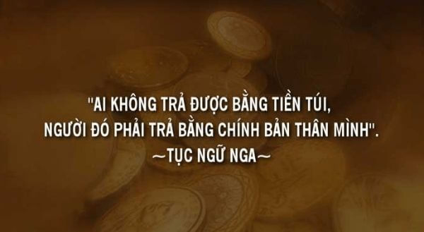 Những câu nói về tiền và ý nghĩa của đồng tiền