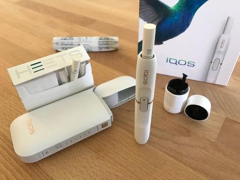 IQOS cũng dễ dàng đáp ứng được nhu cầu nicotine của người dùng