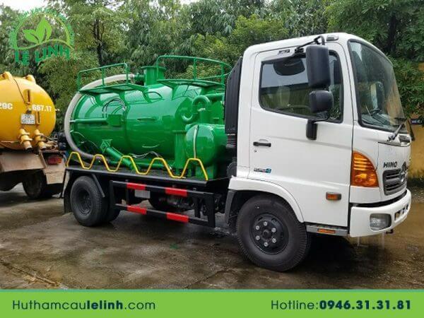 Lê Linh được xem là dịch vụ hút hầm cầu nhanh chóng tại Tiền Giang?