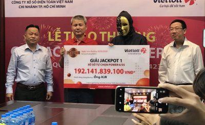 Những người đã trúng Vietlott Jackpot ở Việt Nam