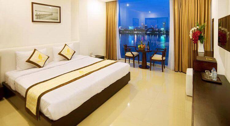 Danh sách các khách sạn Đà Lạt gần chợ giá rẻ 2 sao tốt nhất
