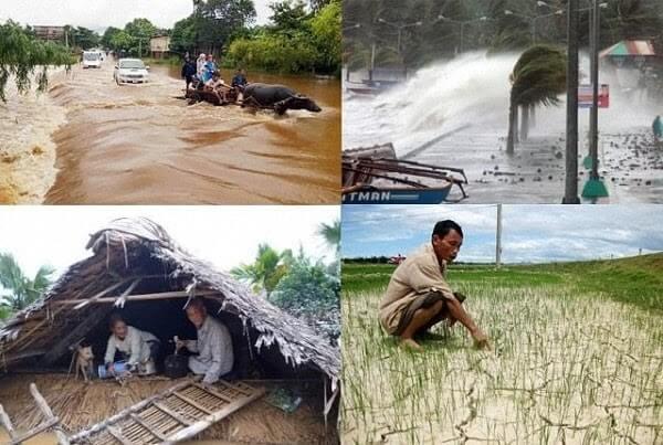 Việt Nam – đất nước đẹp nhưng cũng lắm thiên tai