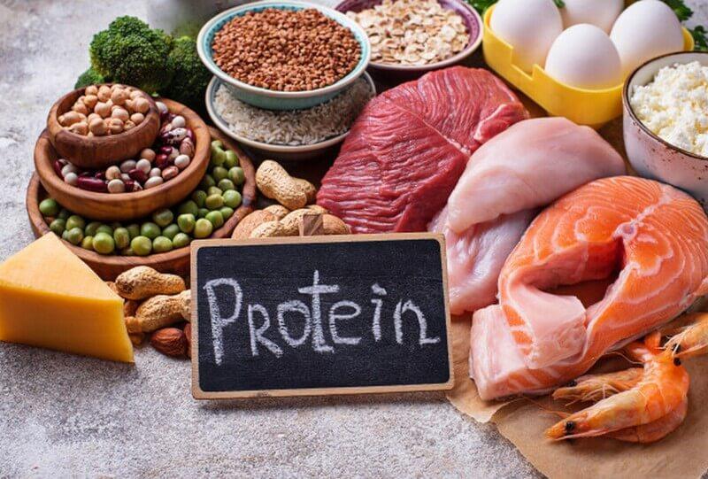 Những thực phẩm giàu protein tốt cho sức khỏe chị em khi đến kỳ