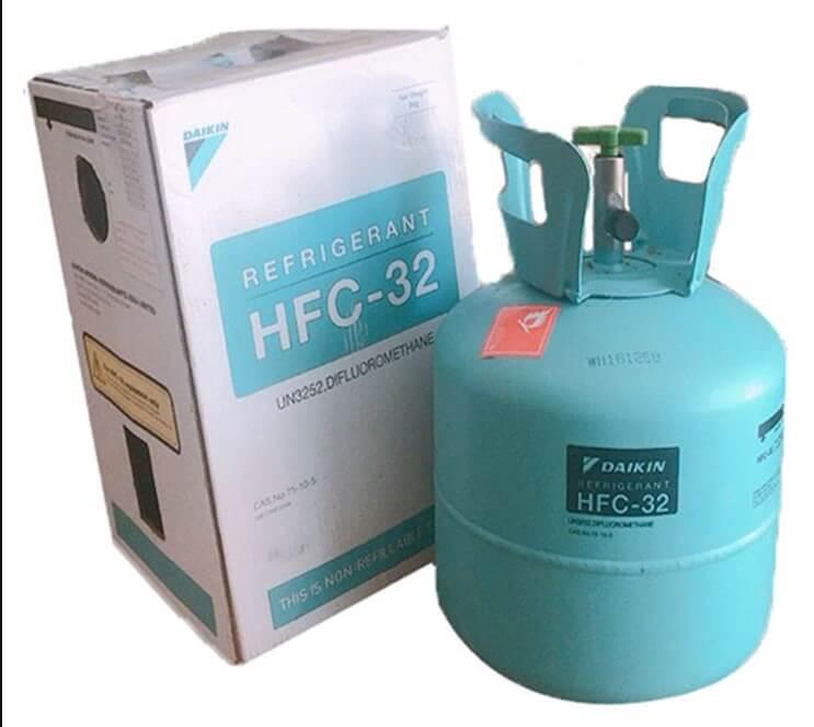 Vì sao gas lạnh R32 ngày càng được ưa chuộng?