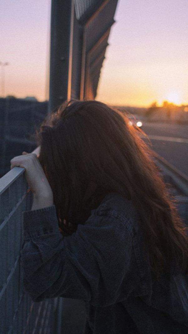 Ảnh tâm trạng buồn nữ thất tình