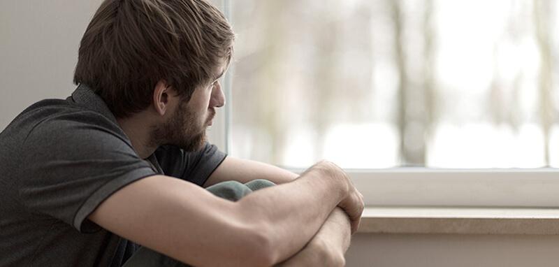 Hình ảnh nói lên sự cô đơn của phái mạnh