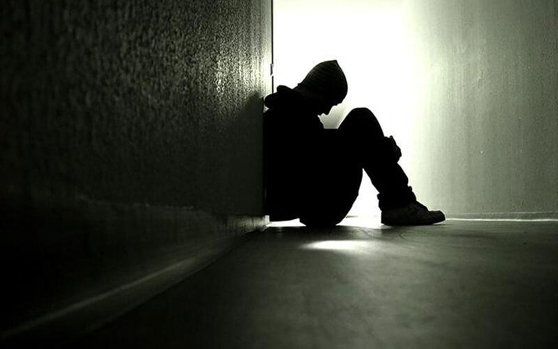 Một số ảnh vẽ buồn tâm trạng của nam giới