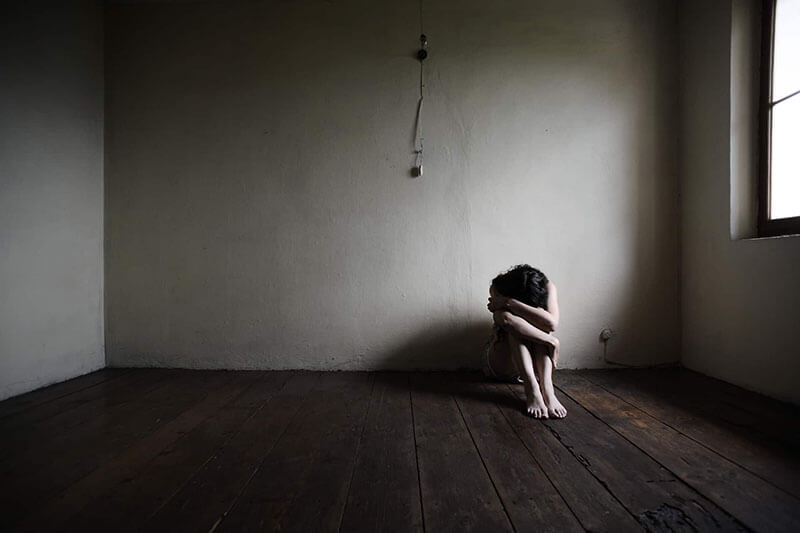 Những ảnh cảnh buồn cô đơn, tuyệt vọng